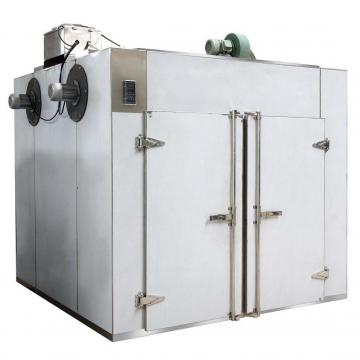 GMP Standard Pharmaceutical Tray Drying Machine for Raw Material Medicine, Herb, Fish, Flower, Fruit, Vegetable, Cubes