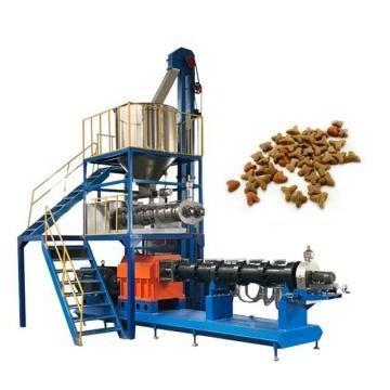 Dry Extruded Kibble Pet Dog Food Making Equipment Machine Line