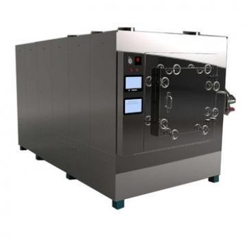 Nasan Vacuum Microwave Drying Machine for Paste Dryer