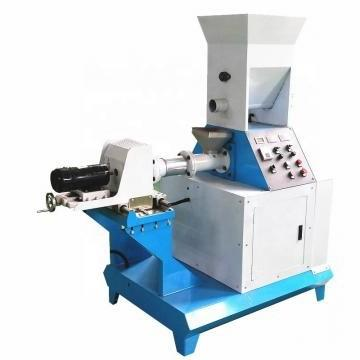 Dayi High Capacity 2D 3D Pellet Snack Single Screw Extruder