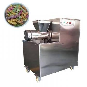 Automatic Stainless Steel 2D and 3D Pellet Extruder Snack Machine