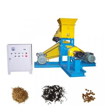 Pet Food Extruder Dog Cat Food Production Line Equipment