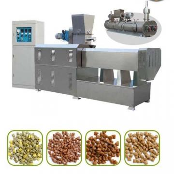 Twist Dog Pet Chews Treats Food Making Processing Equipment
