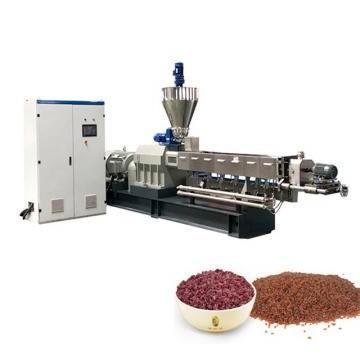 Pet Food Pellet Extruder Dog Food Making Equipment