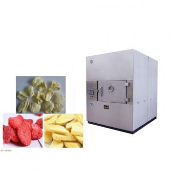 Microwave Food Grain Vegetable Dryer Roasting Drying Curing Sterilization Machine