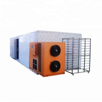 Ce Certificate Industrial Spice Microwave Drying Equipment