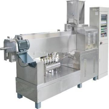 Large Capacity Dog Cat Fish Pet Food Processing Machine