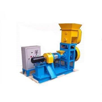 Dry Pet Dog Food Processing Machine