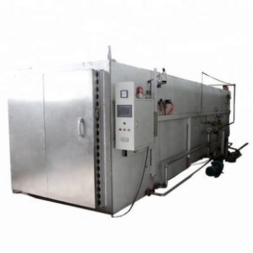 Heat Pump Hot Air Fish Seafood Dryer
