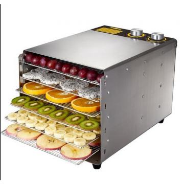 Commercial Type Food Fruit Direct Heating Air Supply Heat Pump Dryer / Dehydrator Machine
