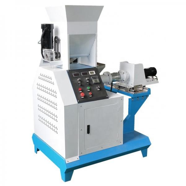 Screw Extruded Reconstituted Nutritious Instant Artificial Rice Making Machine #1 image