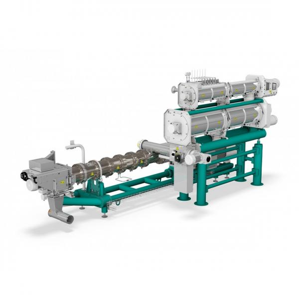 Pet/PP/PS Sheet Extrusion Machine for Blister Food Packaging #1 image
