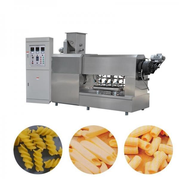 Corn Starch Based PLA Plastic T-Shirt Bag Making and Packing Machine #1 image