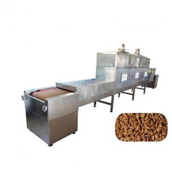 Industrial Automatic Fish Pet Dry Dog Food Freeze Drying Dehydrator Processing Making Machine Production Line Price #1 image